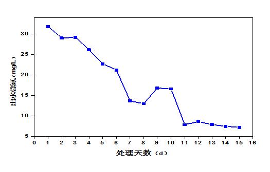 屠宰废水脱氮处理效果图