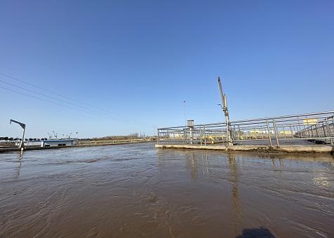 河南某食品生产工厂废水总氮处理案例
